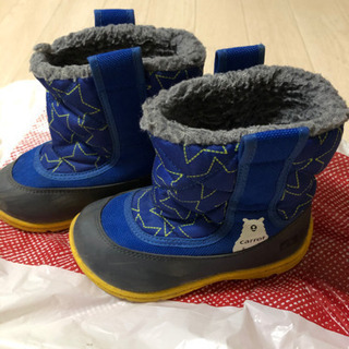 冬靴16cm(受渡予定あり