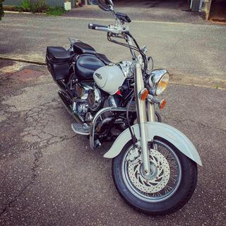 バイクっていいですよね