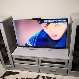 テレビボード3点セット