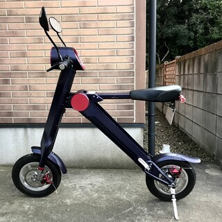 訳あり値下げ)電動バイク_アップキュー バイク UPQ BIKE...