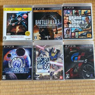 【バラ売り可能】PS3 プレイステーション3 ソフトのみ