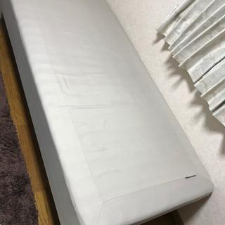 IKEA 足つきマットレス 8/11〜8/16引き取り限定