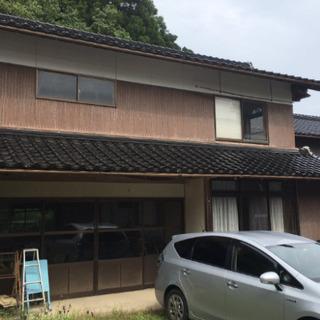 【DIY可、ペット可、事務所可】自由度高い古民家戸建てを有効活用...