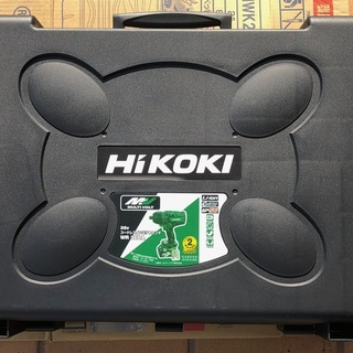 ☆新品・未使用!HiKOKI(ハイコーキ) コードレスインパクト...