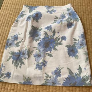 近日処分! ビーラディエンス 花柄スカート ミニスカート
