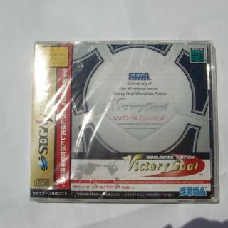 ゲームソフト「ビクトリーゴールワールドワイドエディション」