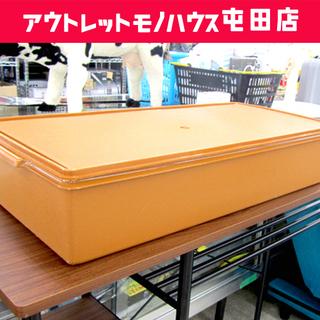 タッパーウェア 【ロングスーパーケース】38リットル 衣装ケース...