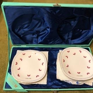 森英恵 ケーキ皿