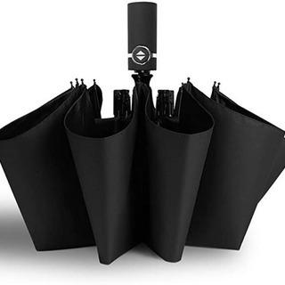 折りたたみ傘 自動開閉 メンズ 遮光遮熱 UPF50+ 超…