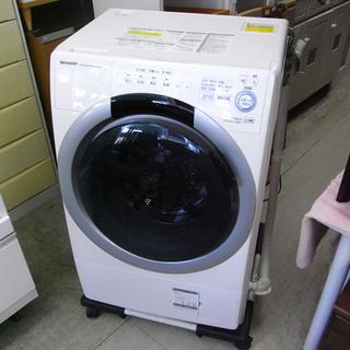 洗濯機 7.0kg 2016年製 シャープ ES-S7A-…