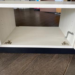 テレビボード!扉一つありません。通常49800円の商品です。50...