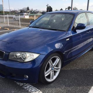 BMW E87 130i Mスポーツ 平成22年式 希少6MT ...