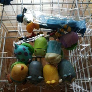 【エコくる】プリキュア、ディズニーおもちゃ色々