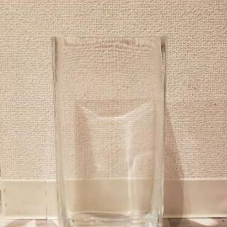 花瓶 瓶 フラワーベース クリア