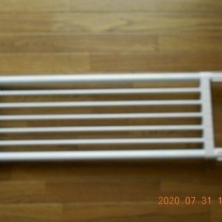 棚型つっぱり棒 47cm×71cm(最短)→47cm×112cm...