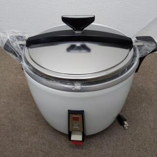 【未使用品】電気炊飯器 ナショナル 昭和レトロ 1.8㍑炊き S...