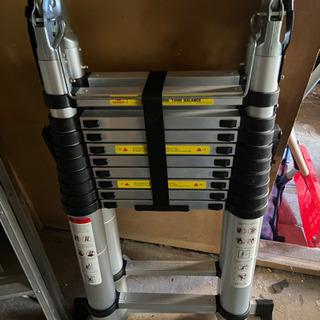 8m アルミ伸縮ラダー梯子 はしご