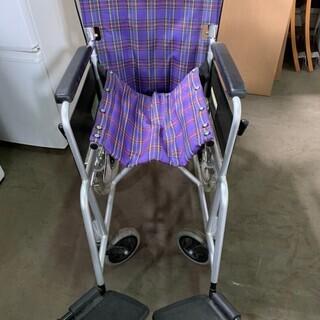 カワムラ 折りたたみ車椅子 KA302SB-R 格安