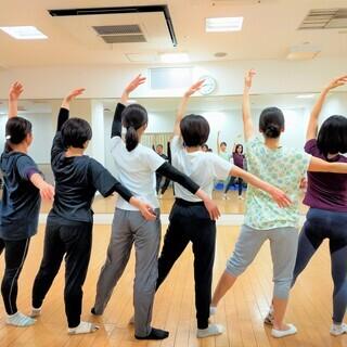 『 バレエdeエクササイズ』柔軟性を向上させながら、体幹を強くし...