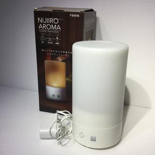 #4029 超音波式加湿器 ニジイロアロマ TSK-N8-WH