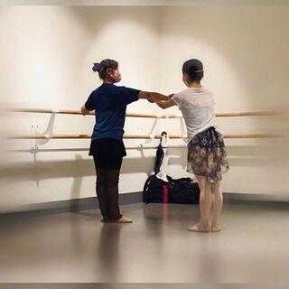 大人のバレエオープンクラス