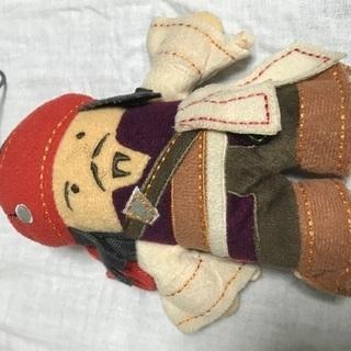 ジャックスパロウ  人形