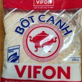 VIFON のBot Canh シーズニングソルト 200g