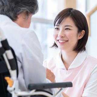 <介護職正社員募集>手取り20万円以上可能です!!職場環境が良い