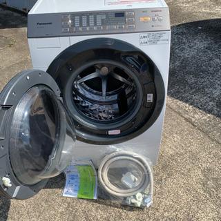 Panasonic NA-YVX530L ドラム式洗濯機 大幅値...