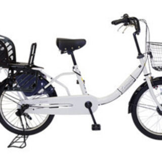 子ども乗せる自転車