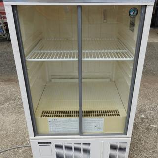 ホシザキ 小型冷蔵ショーケース SSB-63CL 156L…