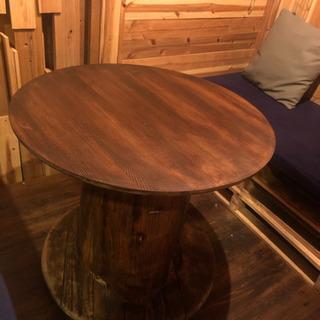 オリジナル テーブル 円形型