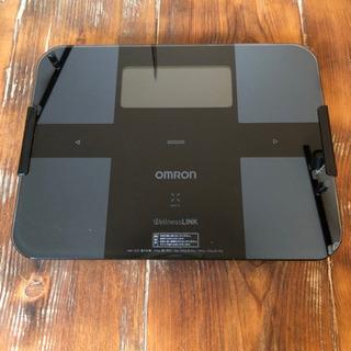 オムロン体重体組成計HBF-252F¥1,500
