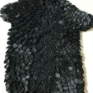 値下げしました~✌️絞りの服👚黒です💚