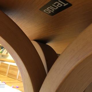天童木工 サイドテーブル - 家具