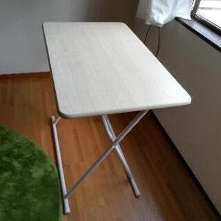 折りたたみ 机 テーブル - 松原市
