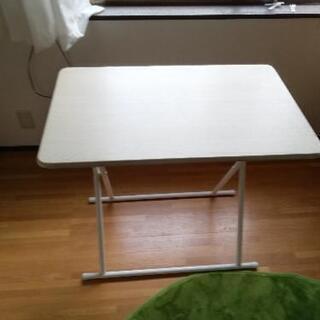折りたたみ 机 テーブルの画像