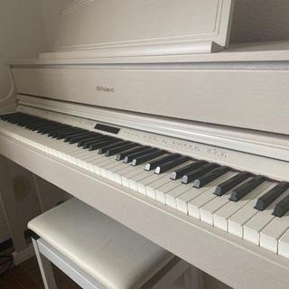 [売ります]ローランド電子ピアノ!ほぼ新品