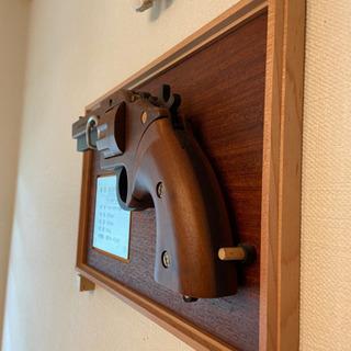 ササキ工芸 コルトパイソン 357 木製ゴム鉄砲