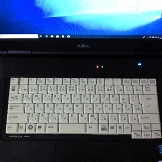 (代引可能)WIN10 FUJITSU LIFEBOOK A540/B(5台目) - パソコン