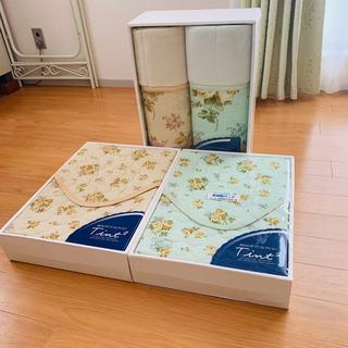 西川 夏用布団  肌布団&敷きパッド 4点セット