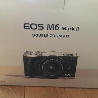 キャノン EOS M6 Mark2 ダブルズームキット