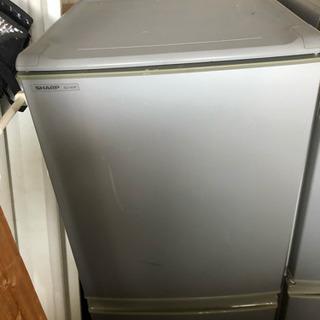 冷蔵庫 2008年製 SHARP