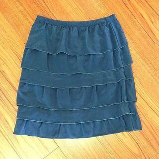 FRAGILE ブルーグリーン スカート