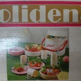 【未使用/値下げ】Holidena ピクニックセット