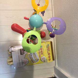 ベビーおもちゃとお風呂用品