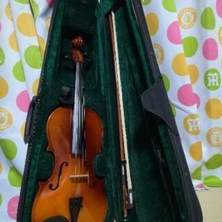XINXIN バイオリン ケース 弓 松脂 セット 4/4…