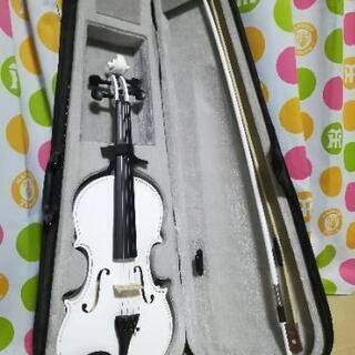 新品 XINXIN バイオリン ケース 弓 松脂 セット 4/4 03
