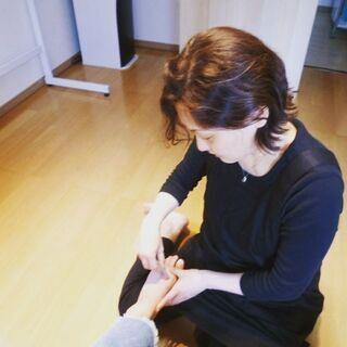 メノウで足もみ🌷免疫力を高めて、健康と美をゲット🎶足もみ体験会や...