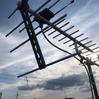 テレビアンテナの設置工事を希望価格で!!